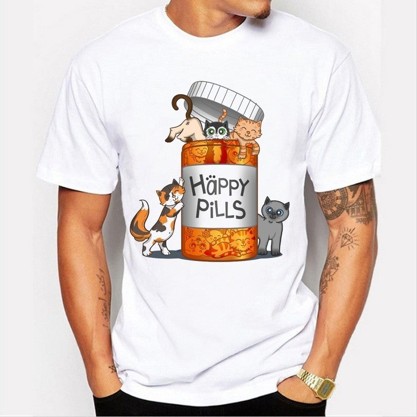 New!! Happy Pills Tee