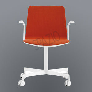 NOA ARMCHAIR WITH WHEELS
