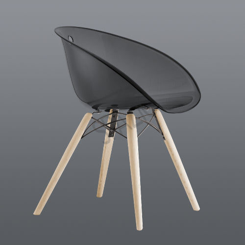 GLISS WOOD ARMCHAIR
