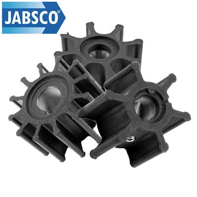jabsco impellers and gaskets