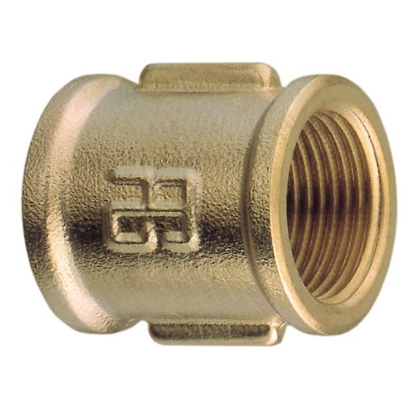 "Brass Socket 1/8"" B.S.P."