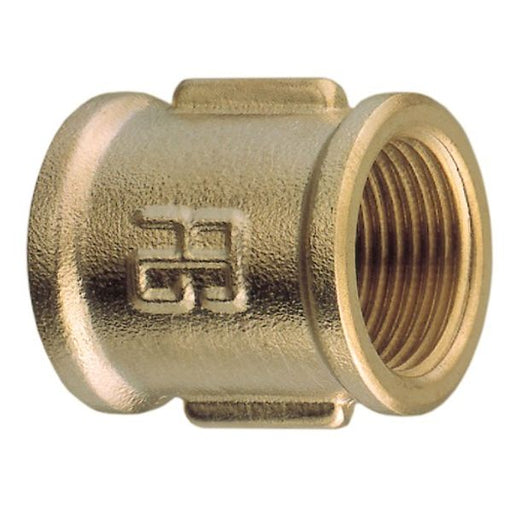 "Brass Socket 1-1/4"" B.S.P."