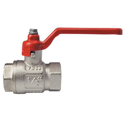 "Ball Valve 1-1/4"" B.S.P. (Female to Female)"