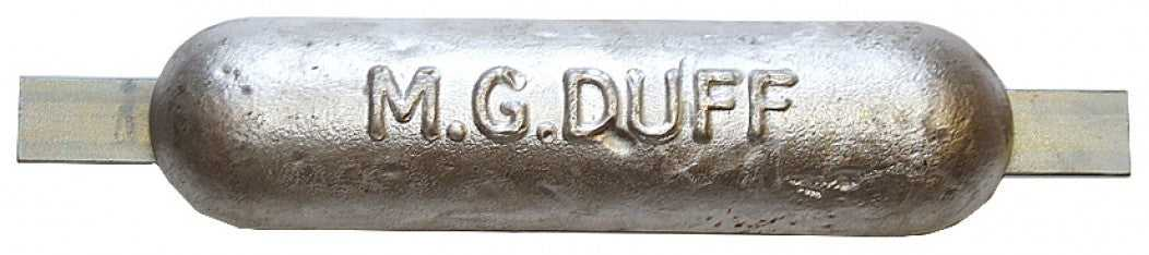M.G.Duff MD72 Weld on Magnesium Anode 4.5KG