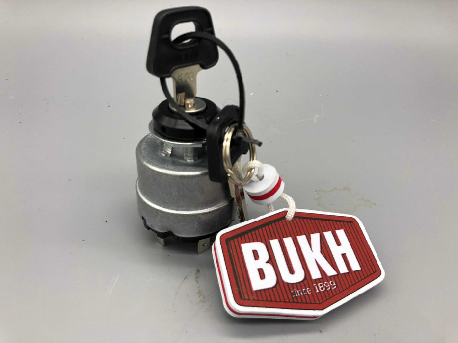 Bukh Ignition Switch