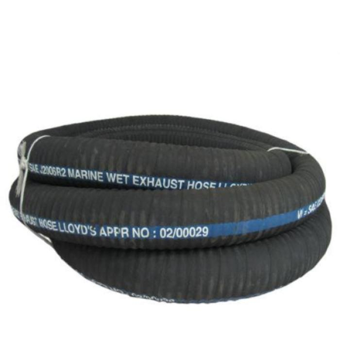 Wet Exhaust Hose (Lloyd's Approved) - T.Norris Marine