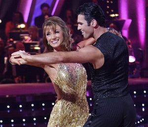 Jane Seymour, Tony Dovolani - Dancing with the Stars