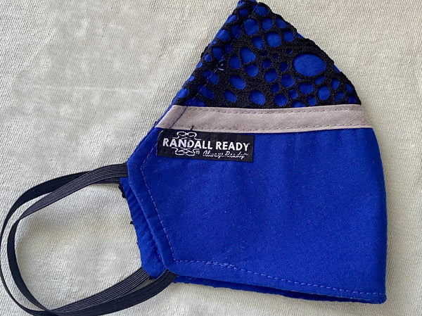 Hi-Impact Style Randall Ready® AlwaysReady™ Facial Covering