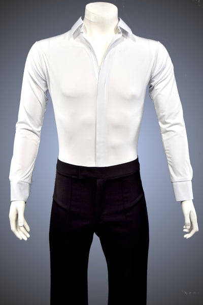 Men's Latin, Rhythm, Smooth Dance Shirt - GS03 - Shirt by Randall Ready