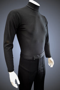 Classic Turtleneck Bodysuit for Latin, Rhythm, Smooth - GS03 - Shirt by Randall Ready