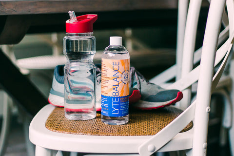 running, workout, athlete, walking, hiking, electrolyte water