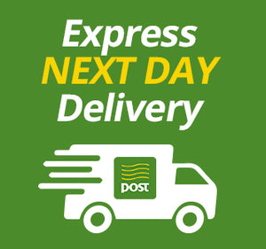 Free An Post delivery
