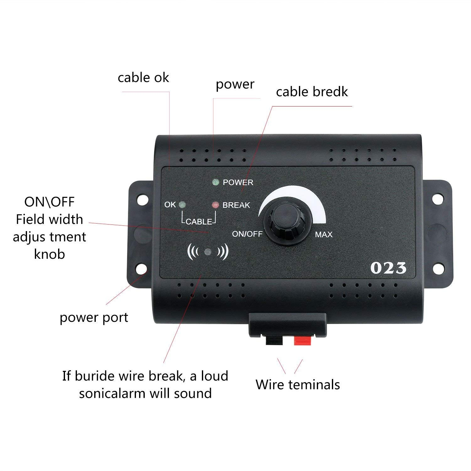 Western Pet Products In Ground Dog Fence Wire Layout On Electric Diagram Radio For Small Dogs