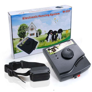 Waterproof Radio dog fence for Medium or Large Dog