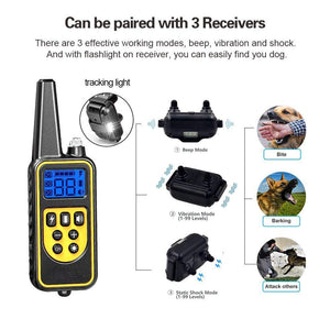Remote Training Collar