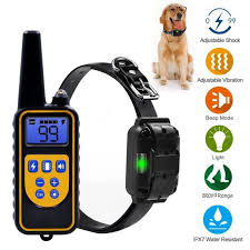 Remote Training Collar System