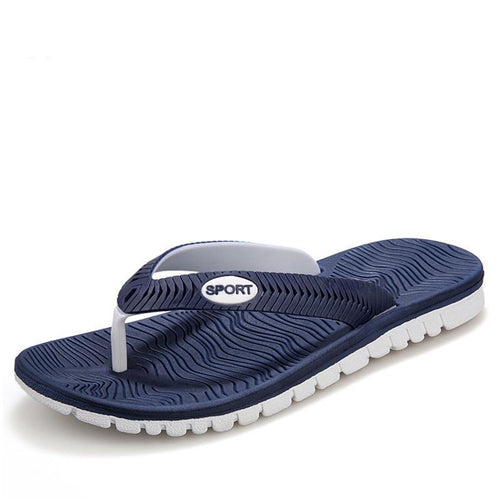 Men's Flip Flop - Rubber Comfort - Sandal Nation