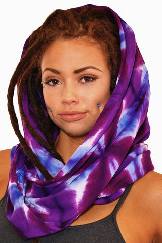 Perfect Purples Infinity Scarf/Top