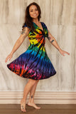 Midnight Rainbow Perfect Dress