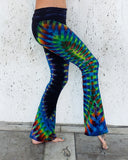 Rainbow Road Yoga Pants