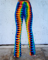 Rainbow DNA Yoga Pants