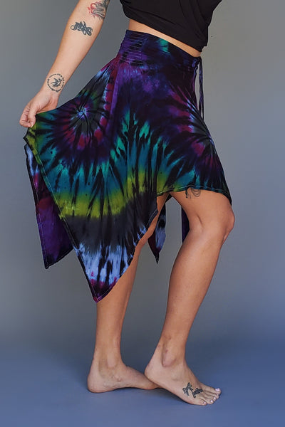 Electric Forest Convertible Halter/Skirt