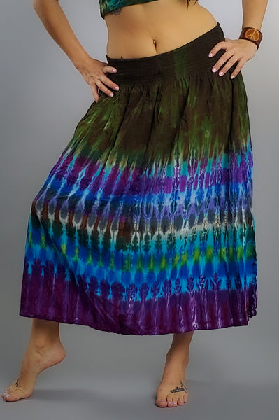 Into the Forest Maxi Skirt