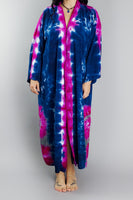 Berry Bliss Rayon Robe