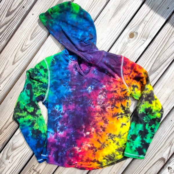 Adult Small/Medium Light Weight Pullover Hoodie