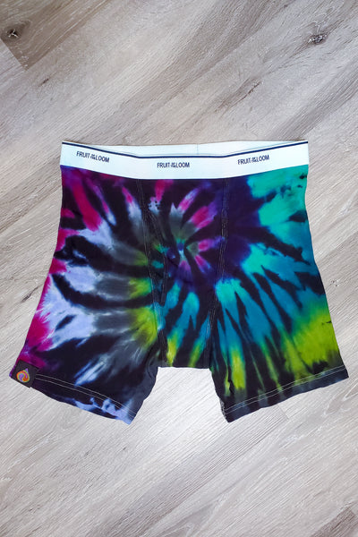 Electric Forest Swirl Boxer Briefs