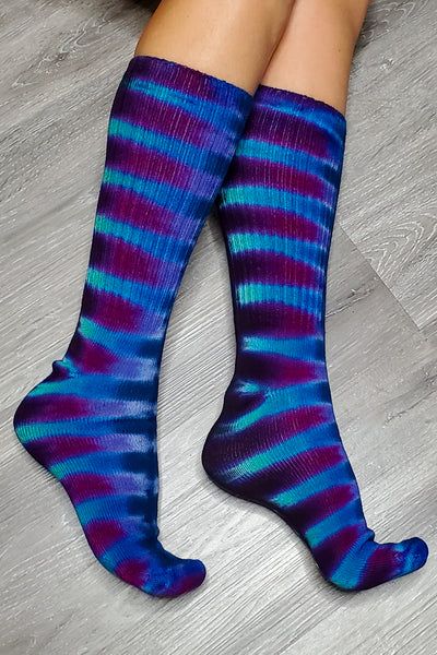 Electric Chill Bamboo Socks