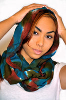 Leroy's Jungle Infinity Scarf/Top