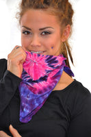 Pink Berry Power Bandana