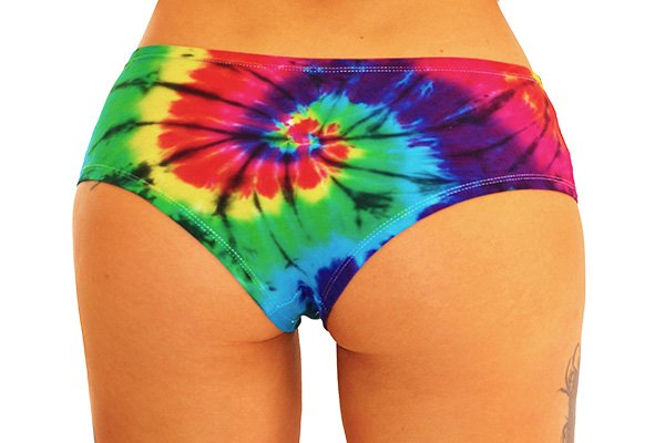 Midnight Rainbow Panties