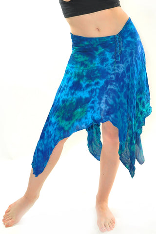 Blue Sky Convertible Halter/Skirt