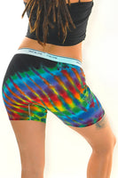 Black Rainbow Boxer Briefs