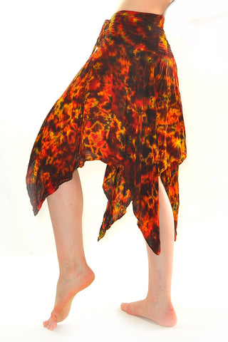 Mystic Inferno Convertible Halter/Skirt