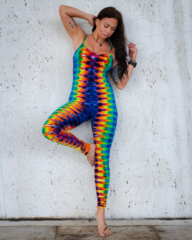Rainbow DNA Full Body Suit