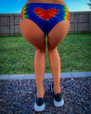 Rainbow Love Panties