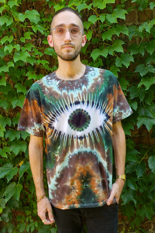 Eye See You Leroy Brown Adult Short Sleeve Tee