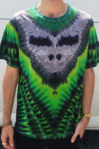 Big Green Stealie Short Sleeve