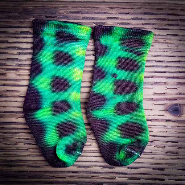 Green Machine Baby Bamboo Socks