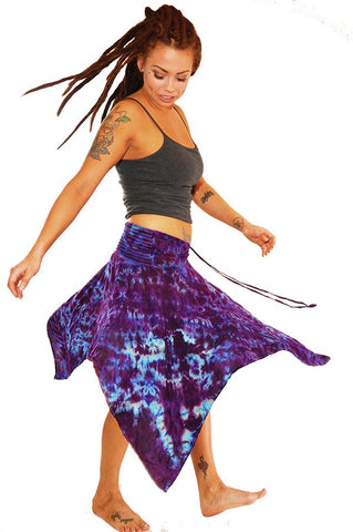 Purple Moon Fairy Convertible Halter/skirt