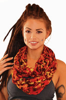 Mystic Inferno Infinity Scarf/Top