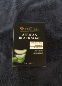 African Black Soap - Sheal Olein Brand