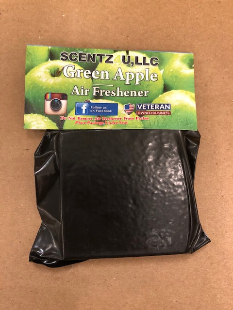 Green Apple Air Freshener - Scentz4U