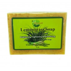 Lemongrass Soap - Mine Botannicals
