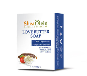Love Butter Soap - Shea Olein Brand