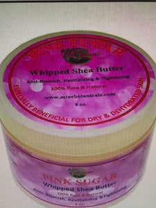 Pink Sugar Whipped Shea Butter