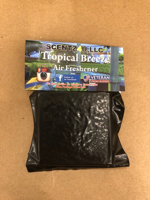 Tropical Breeze Air Freshener - Scentz4U